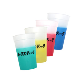 "LIXTICK ""CHANGE COLOR"" TUMBLER SET"