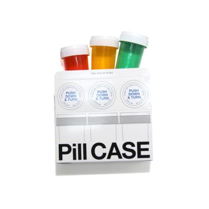 LIXTICK PiLL CASE (MEDIUM/3PACK)