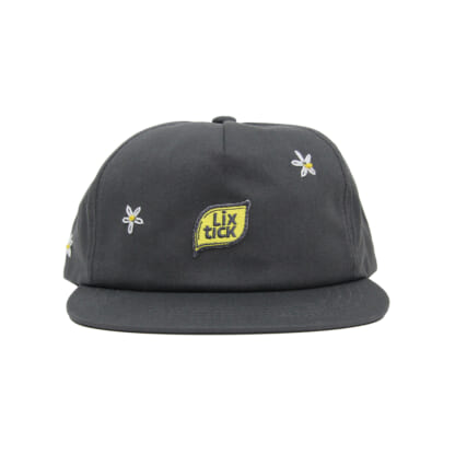 "LIXTICK ""E.T.F"" 5PANEL CAP (Stitch Ver.)"