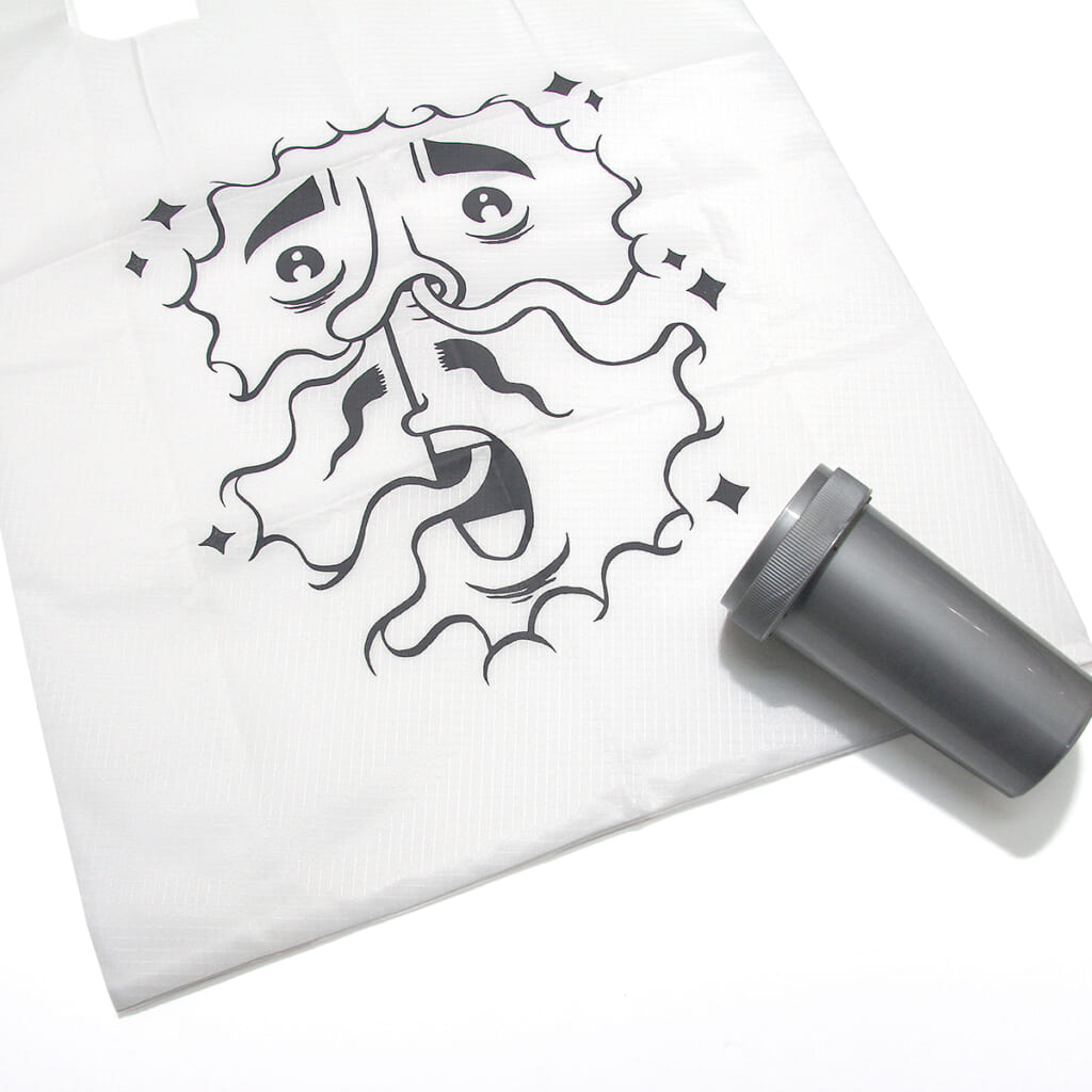 "LIXTICK ""SMOKE"" BAG by ESOW"