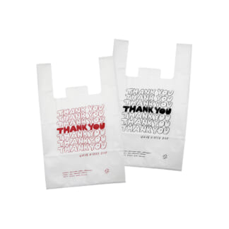 "LIXTICK ""THANK YOU"" BAG by YU NAGABA"