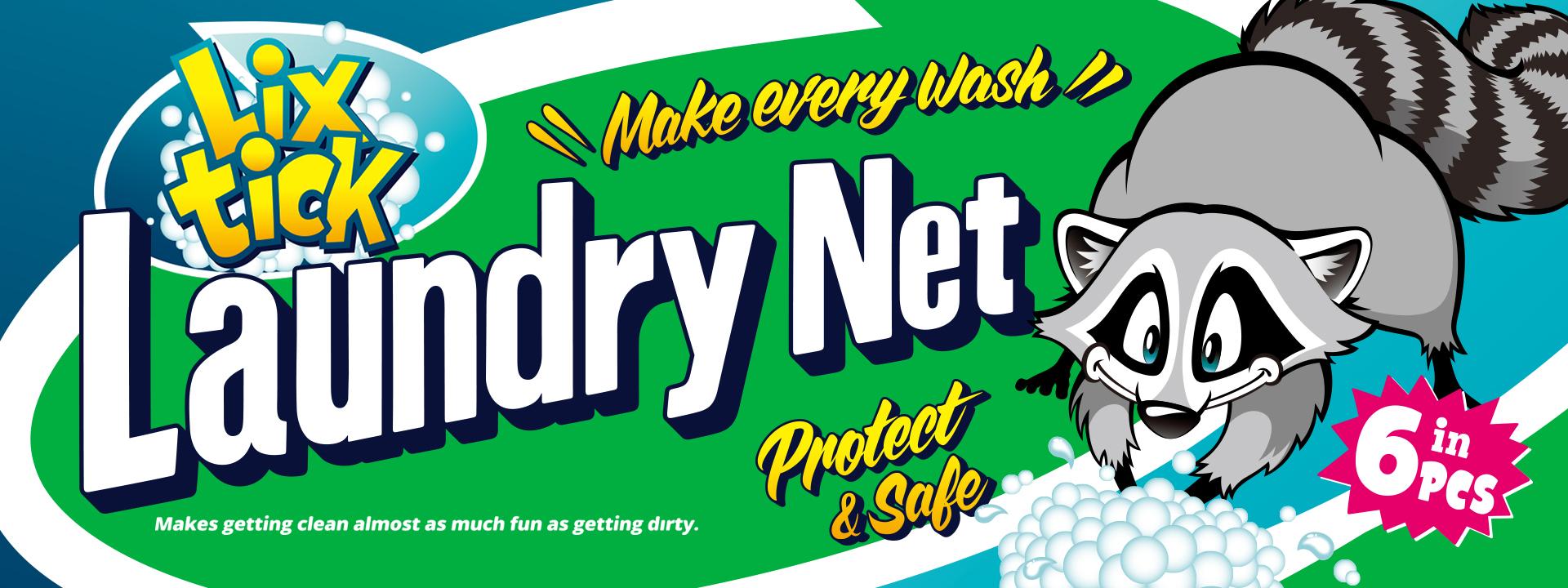 LIXTICK Laundry Net