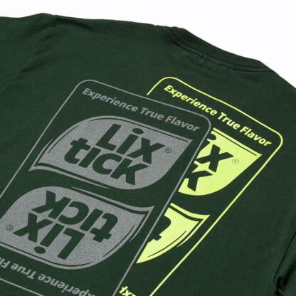 """LIXTICK """"E.T.F"""" REFLECTOR T-SHIRT"""