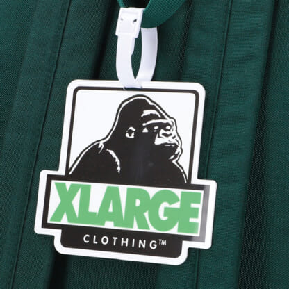 LIXTICK ALLDAY BACKPACK × XLARGE® 別注