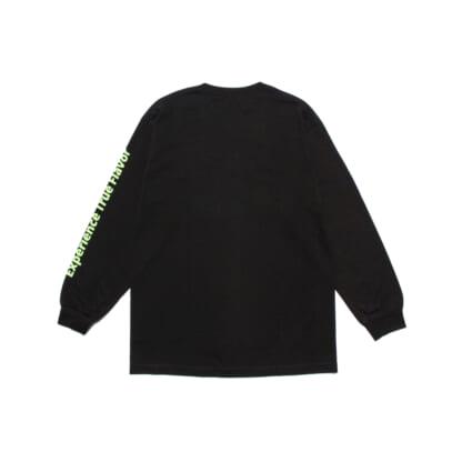 "LIXTICK ""E.T.F"" Long Sleeve T-SHIRT (BLACK)"