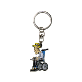 "LIXTICK ""TAKE OFF"" KEYHOLDER"
