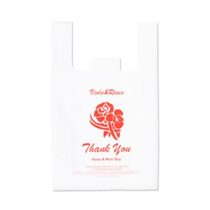 LIXTICK ECO BAG × VIOLA AND ROSE 別注