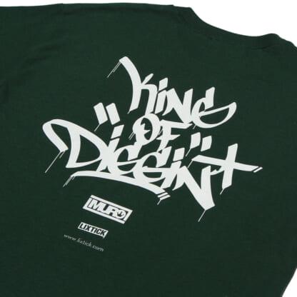 LIXTICK × KING OF DIGGIN' T-SHIRT